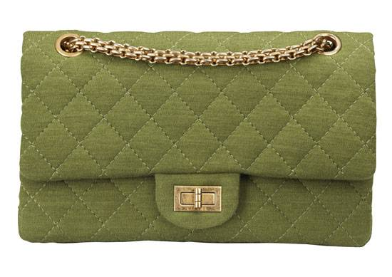chanel-2.55-green-jersey