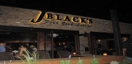 J Black's thumb