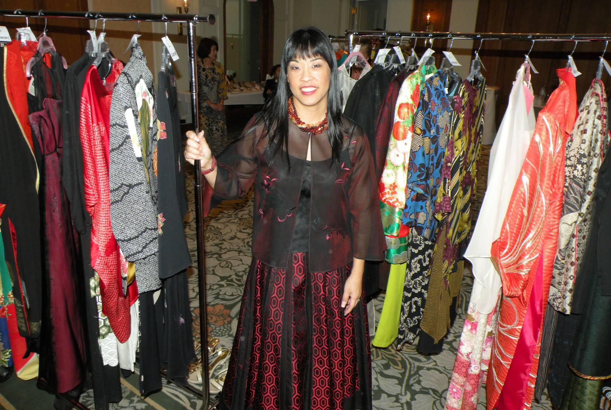 World Class Designer Ms. Anne Namba