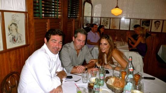 John Mason, Jarret and Pam Posner