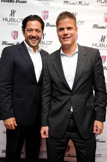 Jose Luis Bueno & Oliver Tonn
