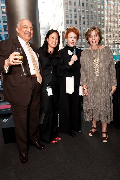 Arlene Dahl and Guests