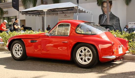 TVR-Griffith-side