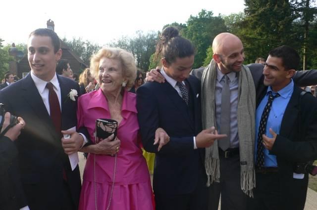charlotte-dellal-brother-alex-dellal-grandmother