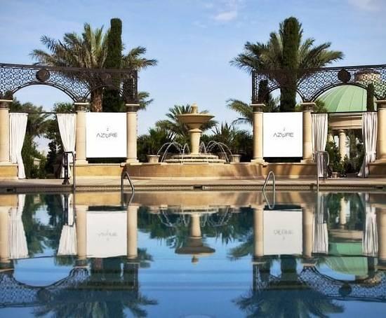Azure pool