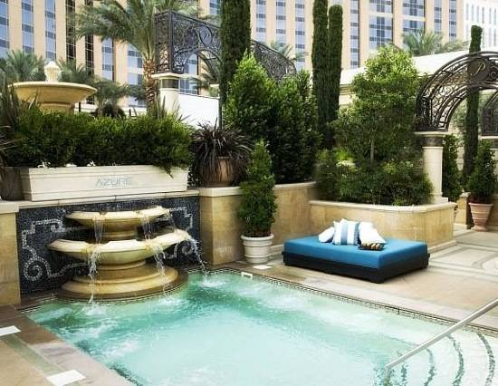 Azure small pool