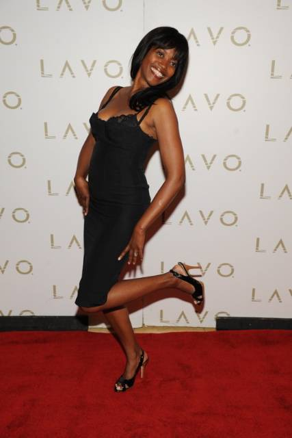 Erika Alexander at LAVO-smaller