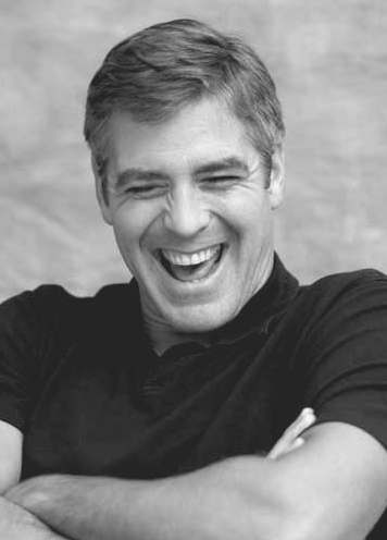 George_Clooney_laughing