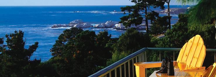 Highlands Inn view