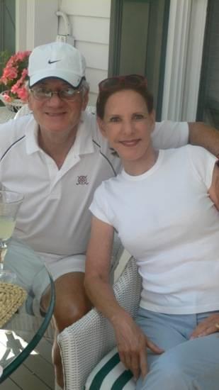 Jeff and Nancy Lane