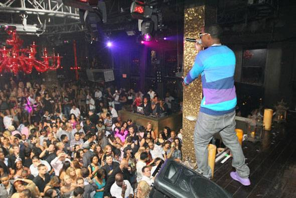 Jeremih performs at TAO 3