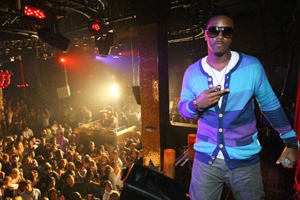 Jeremih performs at TAO
