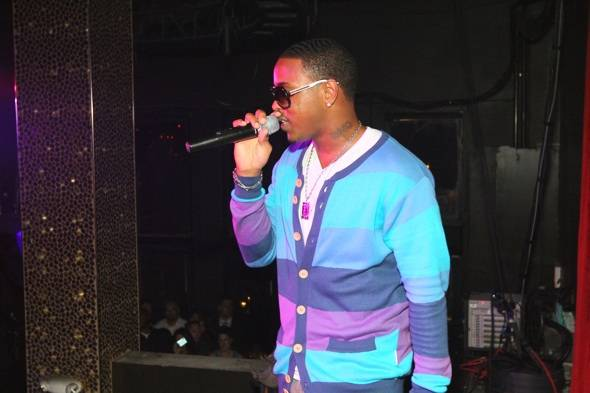 Jeremih performs at TAO_L