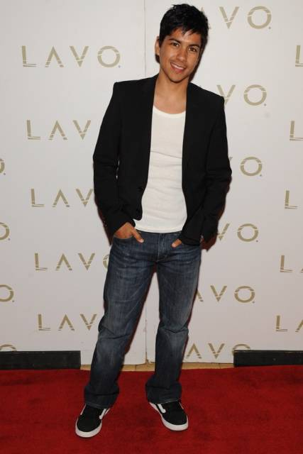 Jeremy Ray Valdez at LAVO-smaller