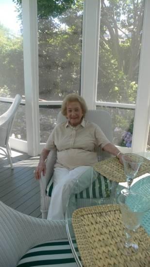 Lizzie Grubman's grandmother