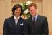St. Regis Brand Connoisseur Nacho Figueras and HRH Prince Henry of Wales at The St. Regis New York
