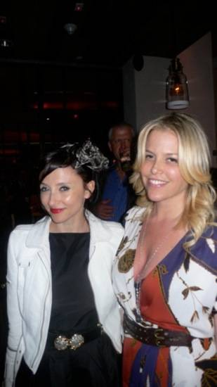 Stacey Bendet and Ali Wise