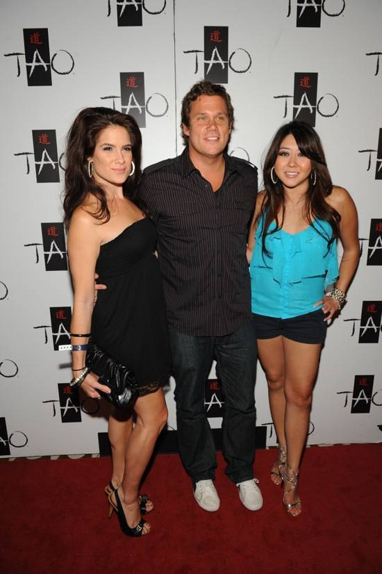 Tiffany Michelle, Bob Guiney, and Maria Ho