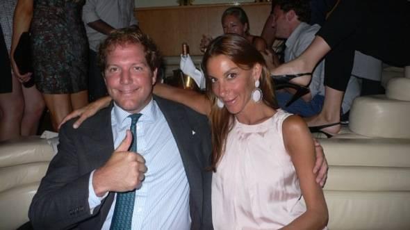 Topper Mortimer and Dori Cooperman