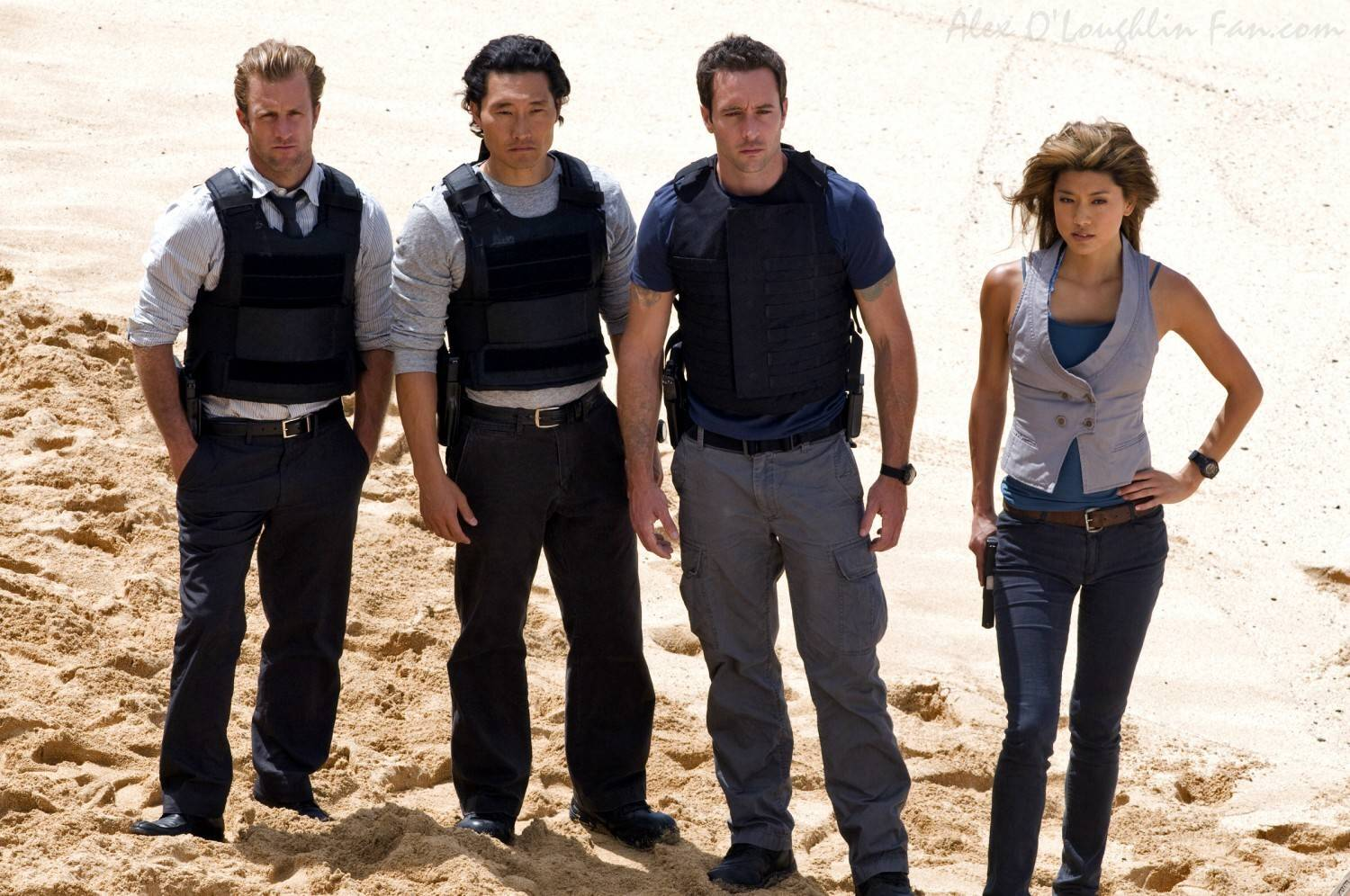 The New Hawaii Five-O Cast