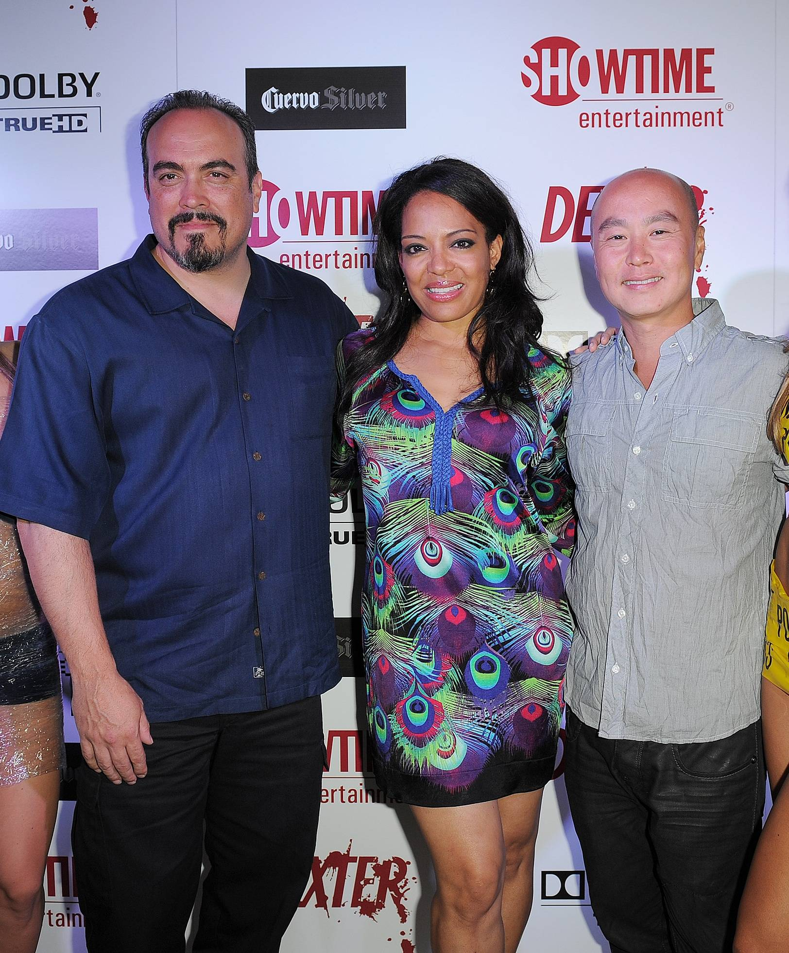 C.S. Lee,David Zayas, Lauren Velez