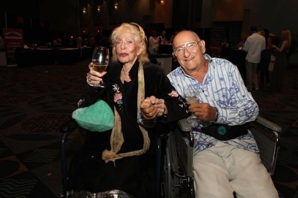 3147-Philanthropists, Dolores &amp_ Dr.Sanford Ziff