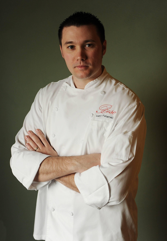 Beso Chef Matt Piekarski