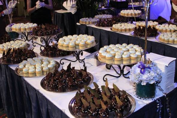 Carnival of Cuisine - Sweet Surrender Cupcakes