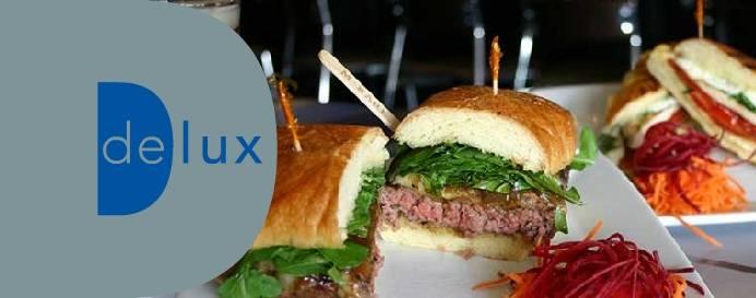 Delux-Burger
