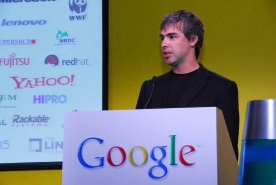 Haute Living Larry Page