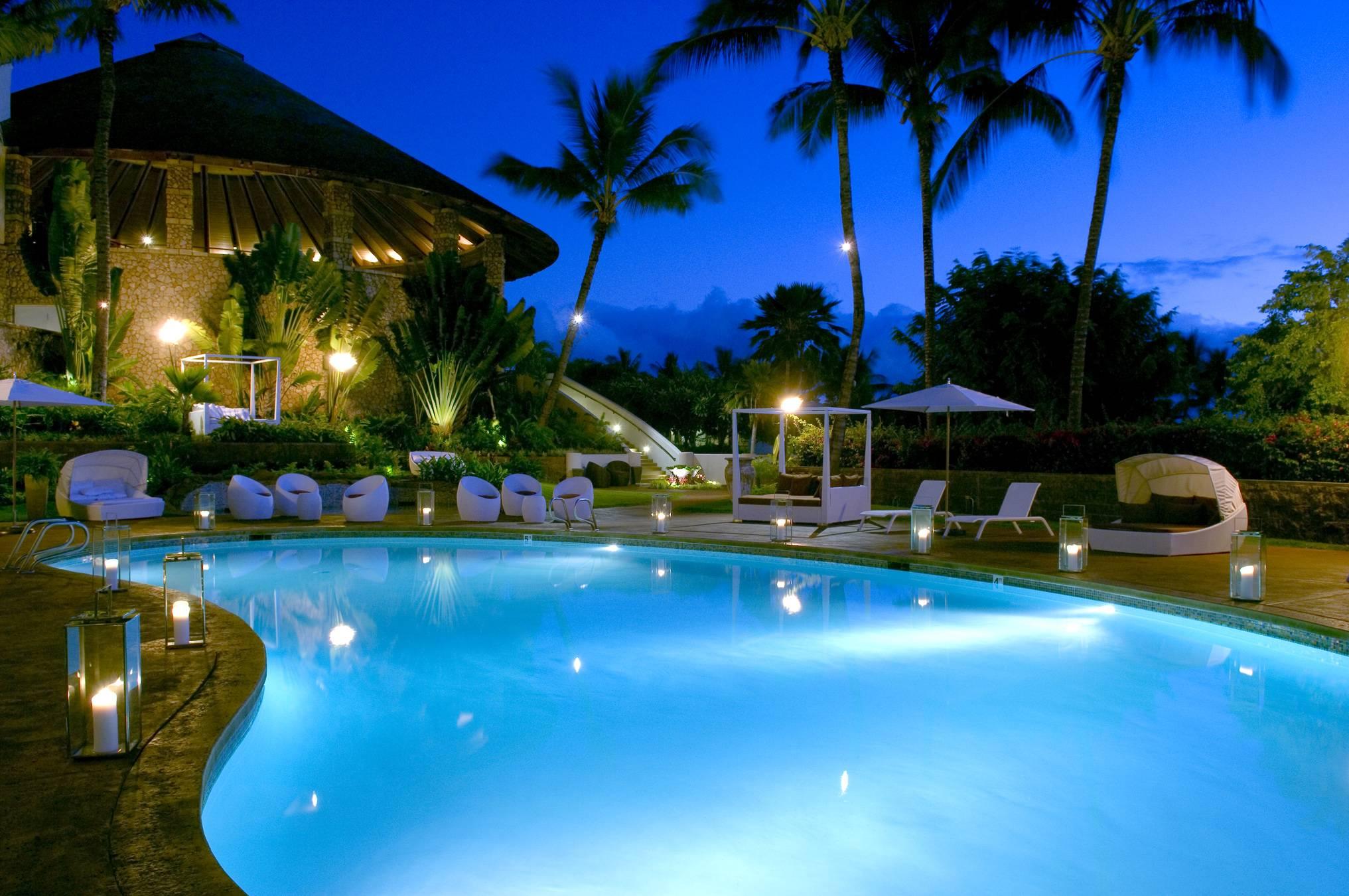 Hotel Wailea/Pool Area