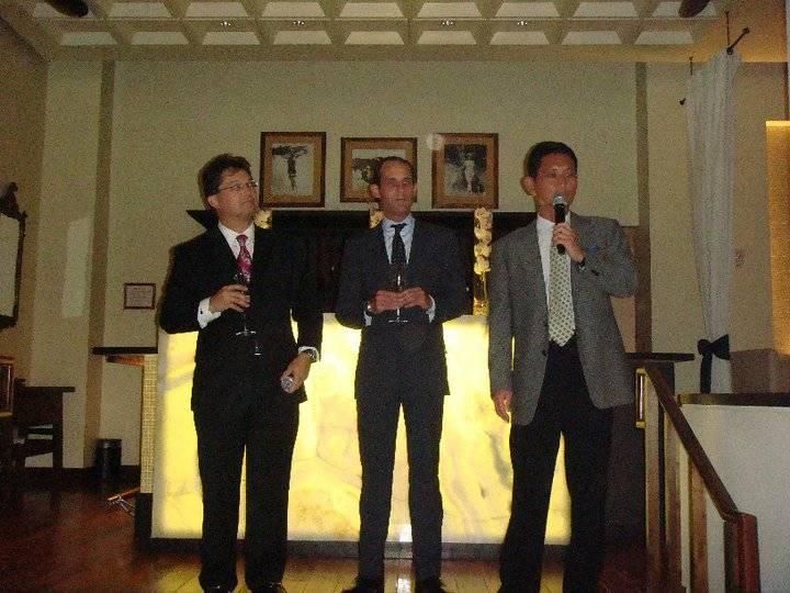 James Schaefer, Thomas Burstein, and Ken Hashiki