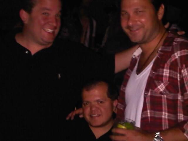 Jeff Beecher, Donny and Jason Pomeranc