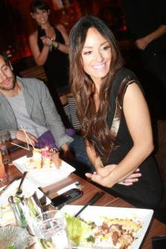 Johnny Smalls Hard Rock Hotel_Catt Sadler Birthday Dinner_9911