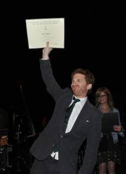 Actor Seth Green attends The 62nd Primetime Emmy Awards Performer Nominee Reception held at the Pacific Design Center on August 27, 2010 in West Hollywood, California.