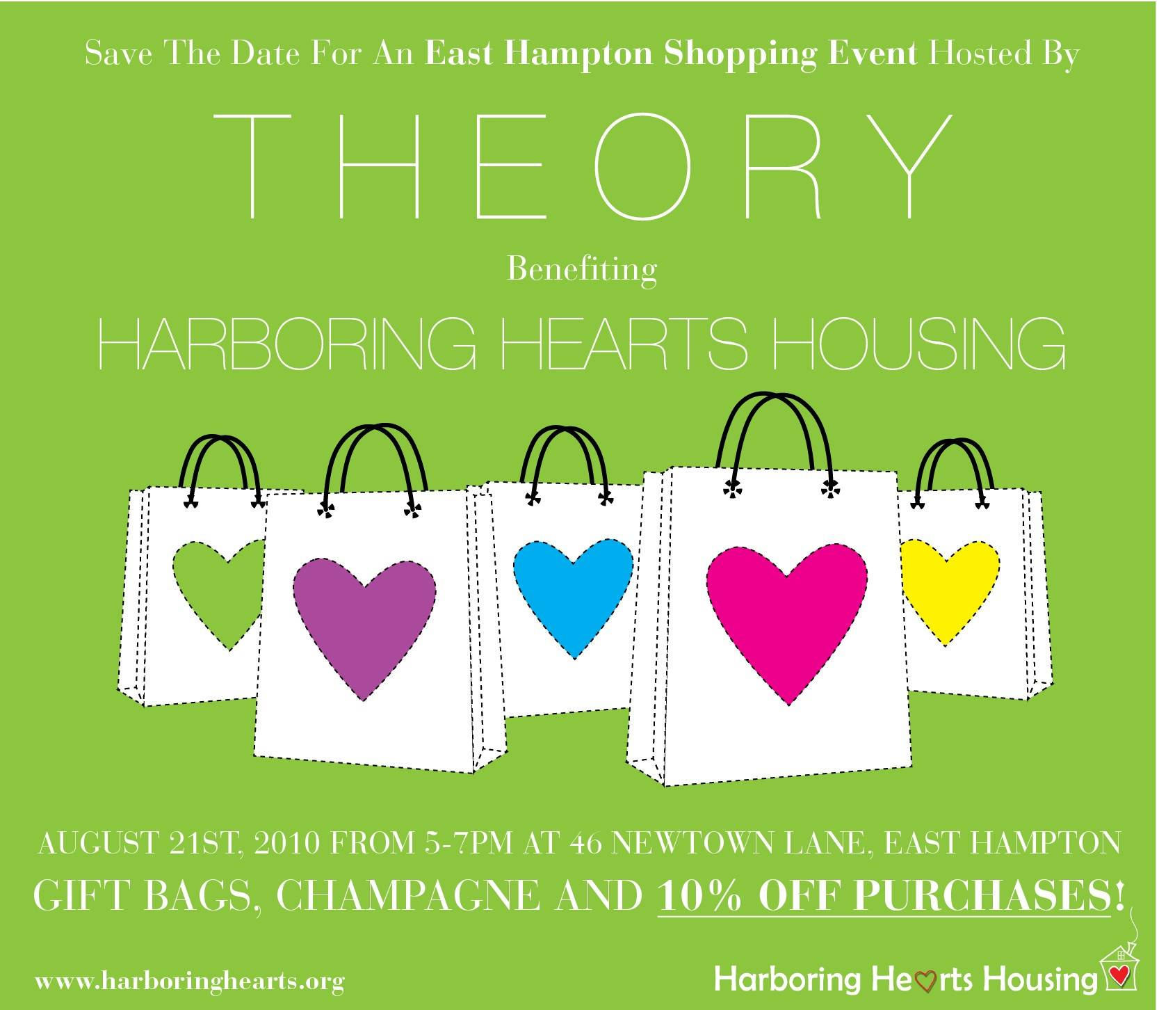 Theory Save the Date