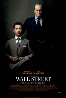 Wall Street 2 Poster