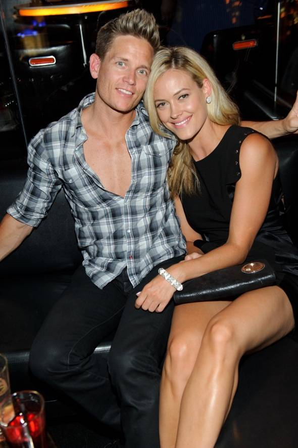 Damian Whitewood and Peta Murgatroyd