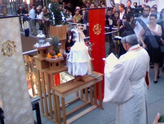 ozumo sushi opening santa monica place