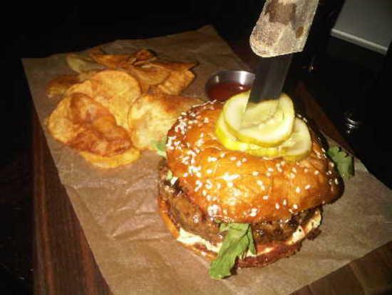upper west burger