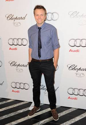 Actor Joel McHale attends the Audi Celebrates the 2010 Emmy Awards at Cecconi's Restaurant on August 22, 2010 in Los Angeles, California.