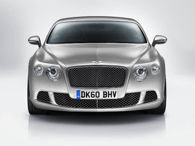 2011 Bentley GT Studio Front