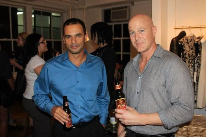 SergeStrosberg and Friend