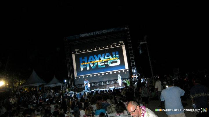 Hawaii Five-O Screen