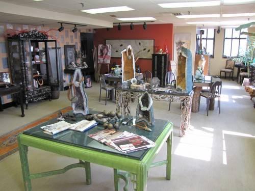 Stephen Dweck Showroom