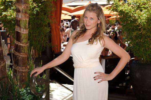 Lo Bosworth at TAO Beach