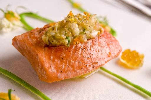 RM Seafood salmon