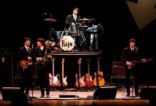 Rain - Beatles