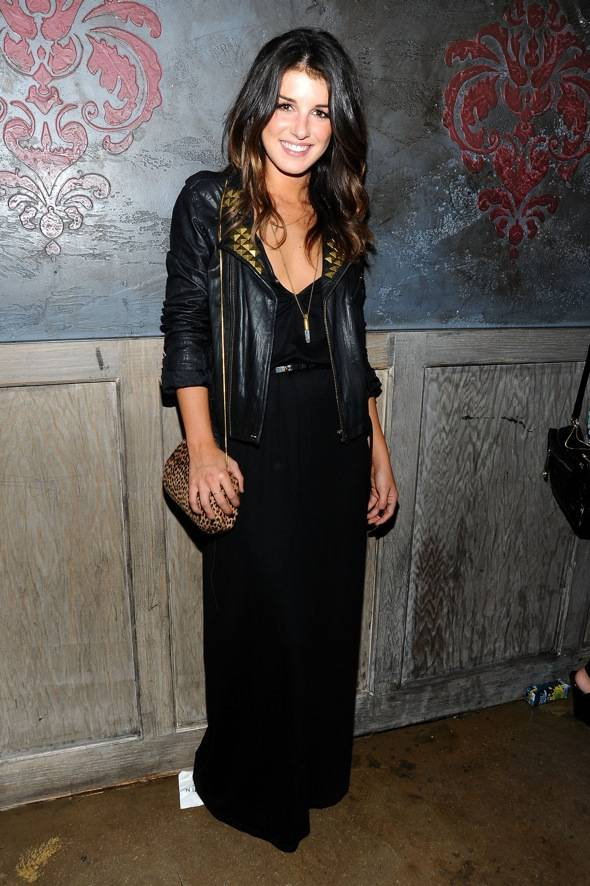 Actress Shenae Grimes  attends the Charlotte Ronson Spring 2011 after party during Mercedes-Benz Fashion Week at Avenue on September 11, 2010 in New York City.
