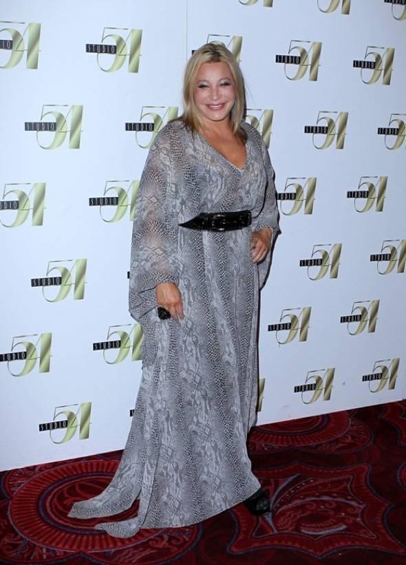 Taylor Dayne on red carpet 4, Studio 54 Las Vegas, 9.5.10